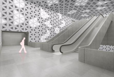 Colombier - Mezzanine