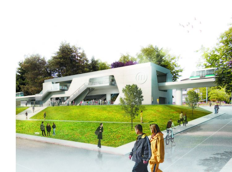 Beaulieu-Université - Extérieur 2