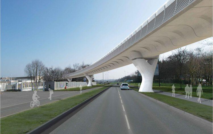 Beaulieu-Université - Viaduc