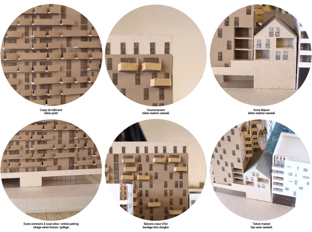 F3 - Extraits de façades © GPAA + Guinée*Potin