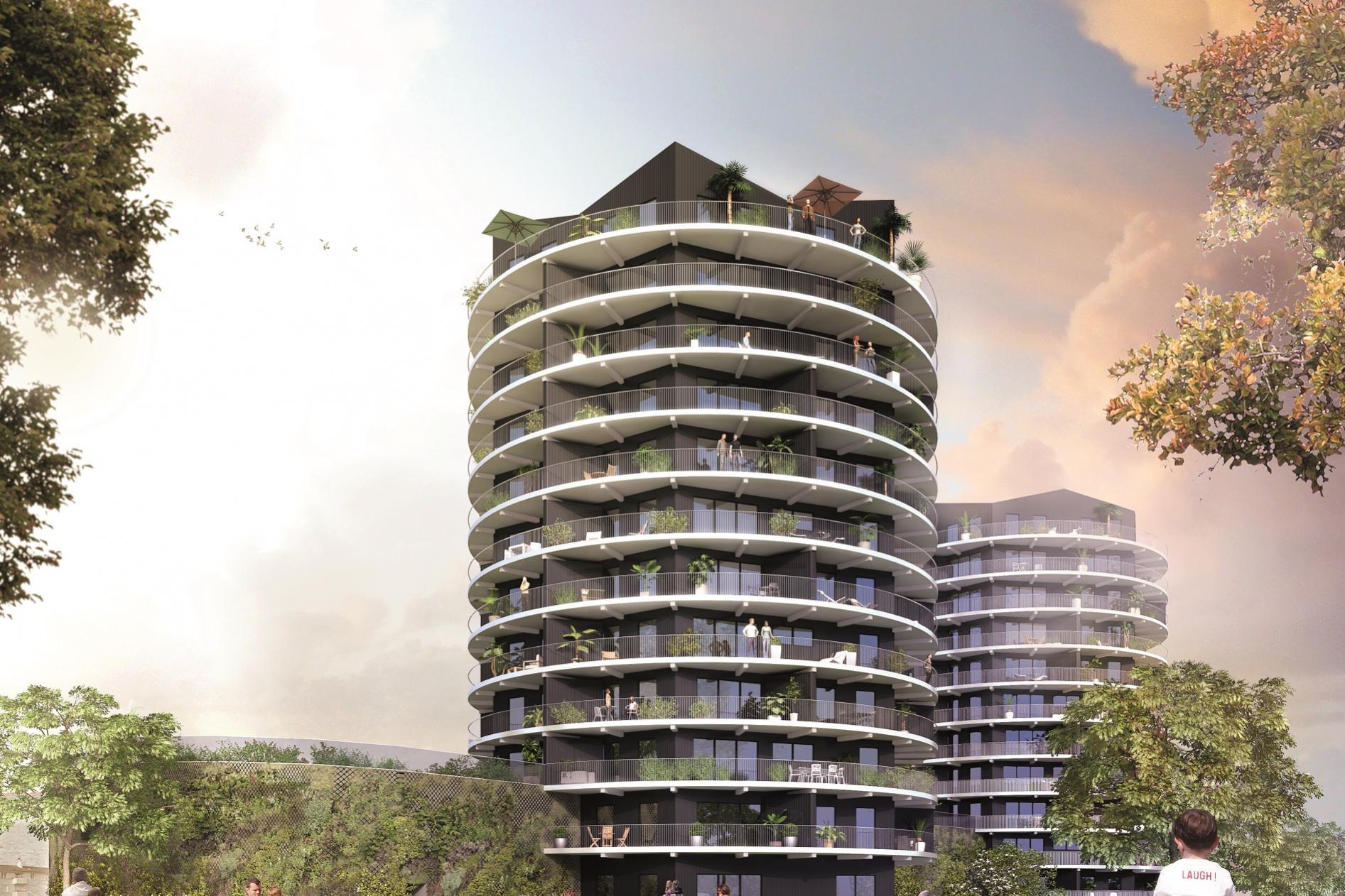 Panorama - Vue 1 © Hondelatte-Laporte