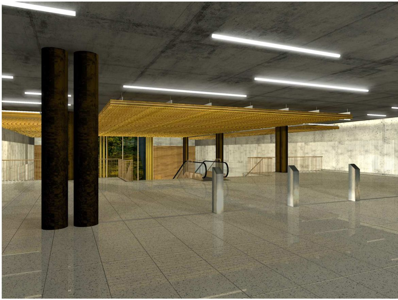 Station cleunay salle des billets 2 susan dunne berranger et vincent