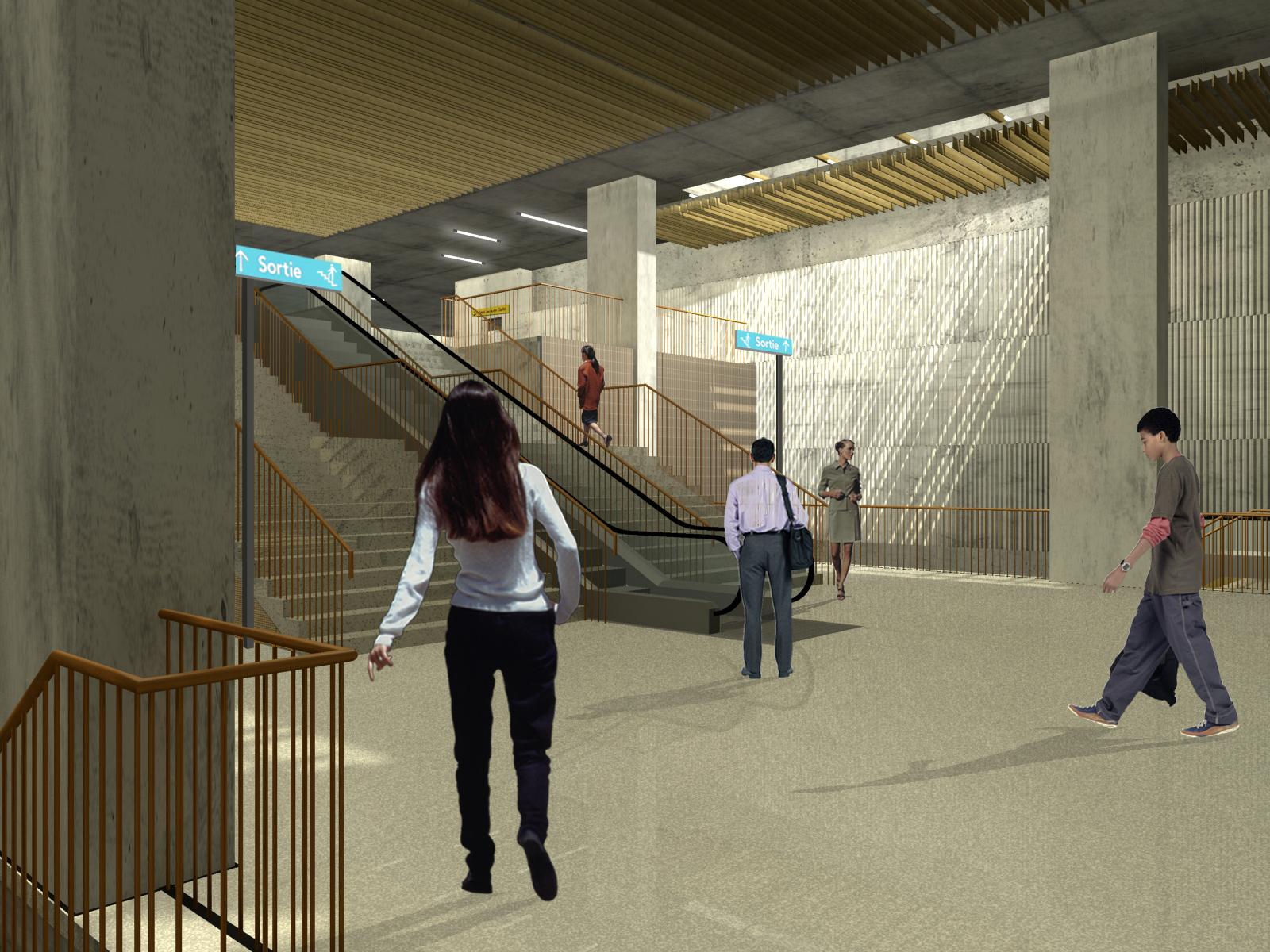 Station cleunay salle des billets 3 susan dunne berranger et vincent